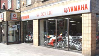 Yamaha dealers london
